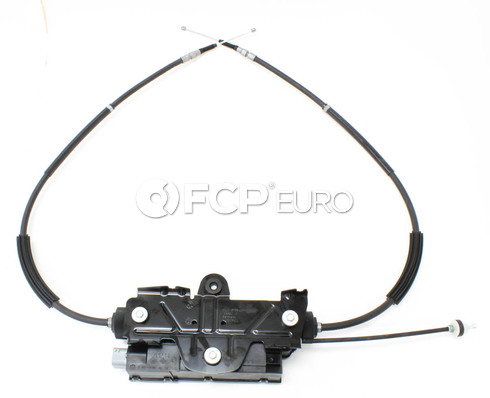 BMW Parking Brake Actuator (F01 F02 F04) - Genuine BMW 34436856931
