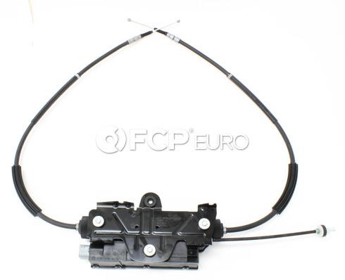 BMW Parking Brake Actuator (F01 F02 F04) - Genuine BMW 34436856931
