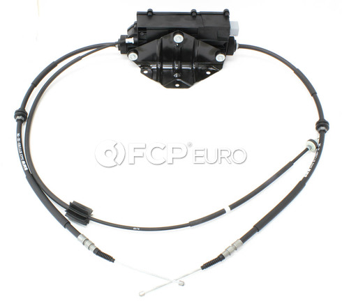 BMW Parking Brake Actuator Rear (E70 E71) - Genuine BMW 34436850289