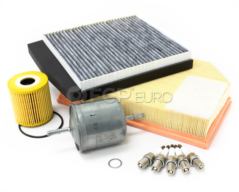 Volvo Maintenance Kit (XC90) - Mann KIT-P2XC90TUNE5T2KT2