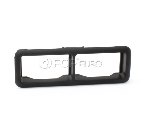 BMW Double Curved Frame - Genuine BMW 61311387998