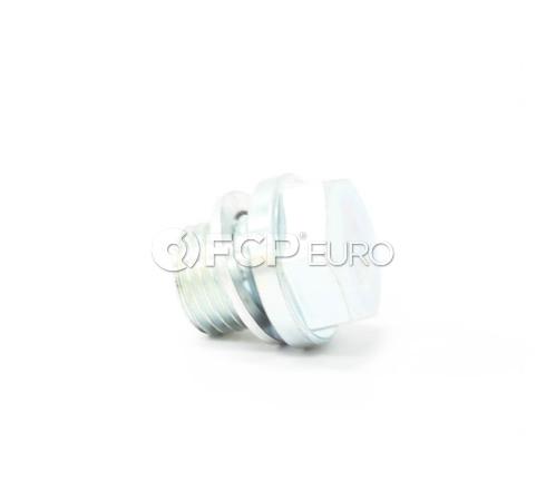 BMW Screw Plug With Gasket Ring (E36) - Genuine BMW 11121740003