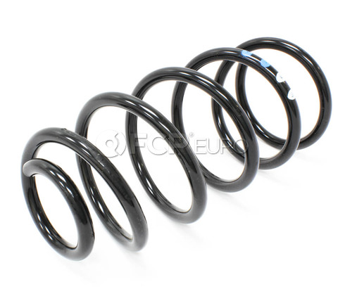 VW Coil Spring Front (Golf Jetta Beetle) - Genuine VW Audi 1J0411105CD