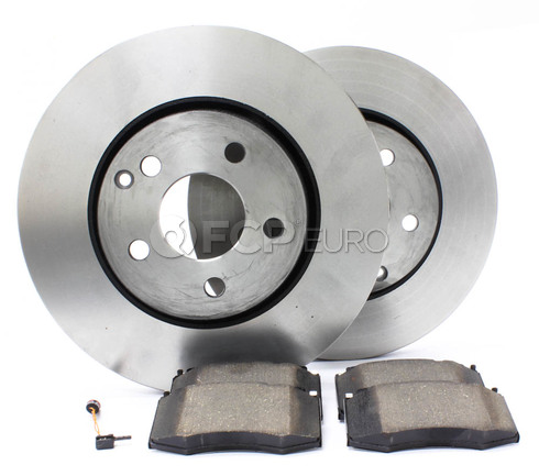 Mercedes Brake Kit - Zimmerman W211FBK3