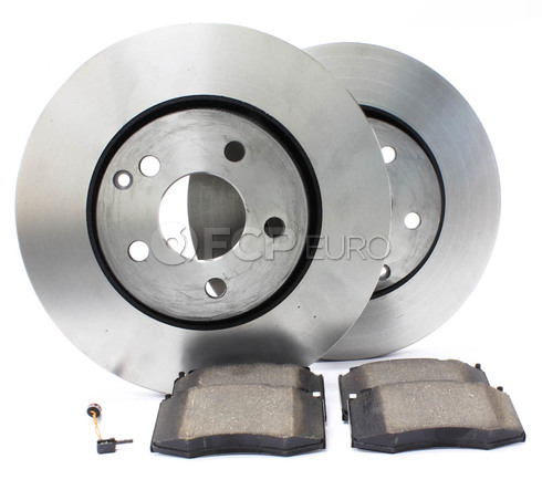 Mercedes Brake Kit  - Zimmermann 516463