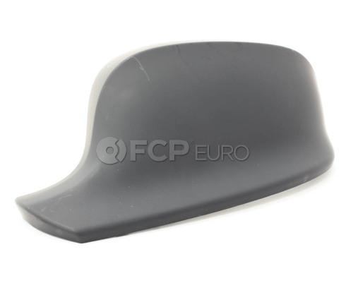 BMW Outside Mirror Cover Cap Primed Left - Genuine BMW 51167238047