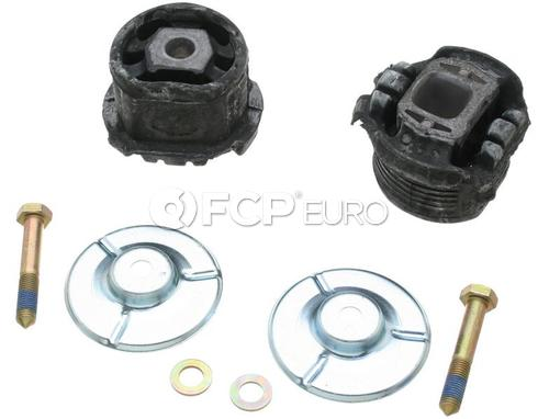 Mercedes Subframe Bushing Kit Rear (500SEC) - Genuine Mercedes 1403508708