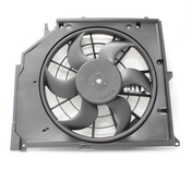BMW Cooling Fan Assembly - Behr 17117561757
