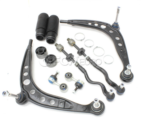 BMW Control Arm Kit 10-Piece (E36) - Meyle E3610PIECEKIT
