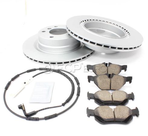 BMW Brake Kit Rear (E90 E92) - Bosch/Akebono 34216855007KT3