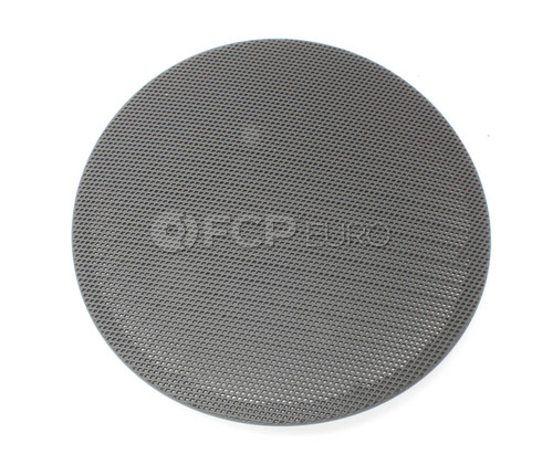 BMW Cover F Right Loudspeaker (Black) - Genuine BMW 51418264138