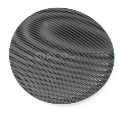 BMW Cover F Left Loudspeaker (Black) - Genuine BMW 51418264137