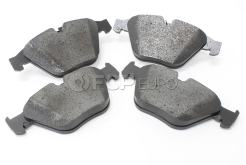 BMW Brake Pad Set Front - Genuine BMW 34116794915