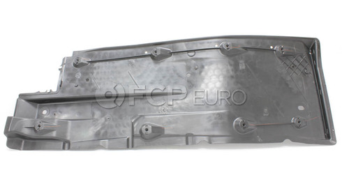 VW Exhaust Heat Shield - Genuine VW Audi 1K0825202BN
