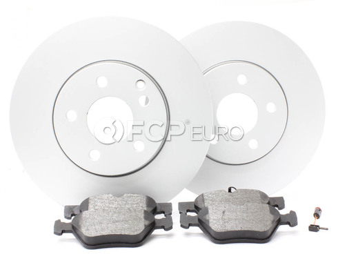 Mercedes Brake Kit Front (E320 E350 4Matic) - Bosch W2114MFBK1