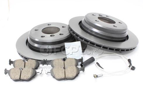 BMW Brake Kit - Brembo/Akebono 34216767060KT7