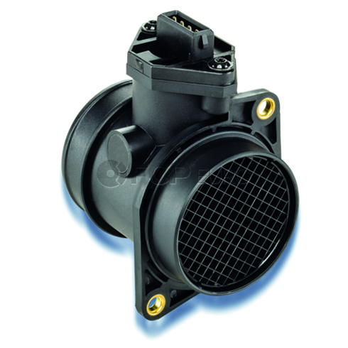 Audi VW Mass Air Flow Sensor (A4 Cabrio Golf Jetta) - Bremi 037906461C