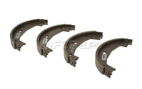 BMW Parking Brake Pad Set - WBR 34416761291
