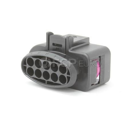 Audi VW Headlight Housing Connector - Genuine VW Audi 6R0973735