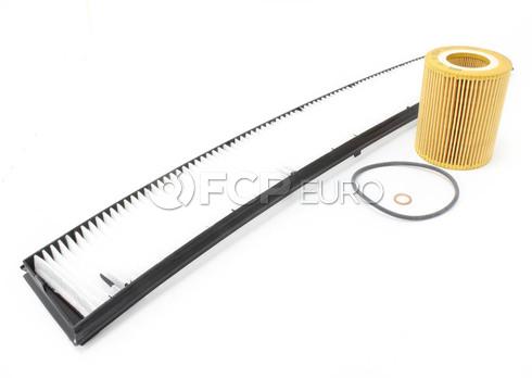 BMW Inspection 1 Service Kit (E46 E83) - Mann 88002157523KT
