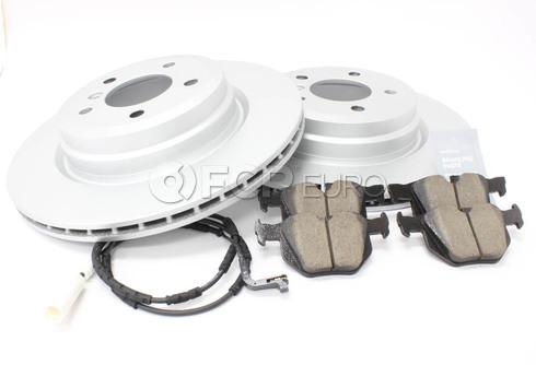 BMW Brake Kit Rear (E90 E92 E93) - Bosch/Akebono 34216855004KT4
