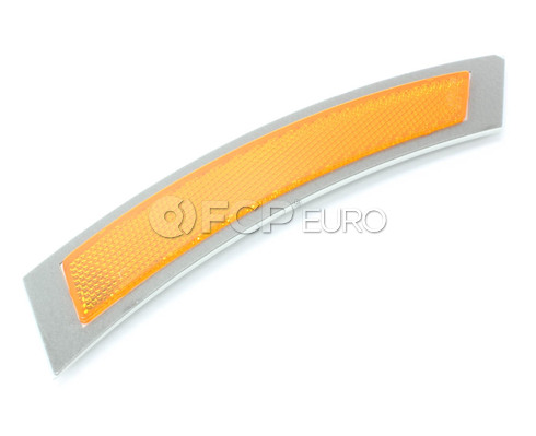 BMW Bumper Reflector Front Right (E92 E93) - Genuine BMW 63147162314