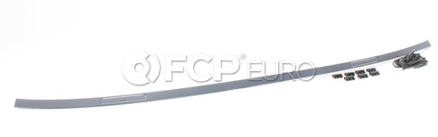 BMW Roof Moulding Prime-Coated Right - Genuine BMW 51137124254