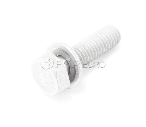 BMW Hex Bolt With Washer (M8X28Znniv Si) - Genuine BMW 07119905530