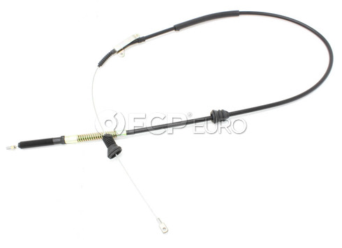 Volvo Parking Brake Cable (Rear Left) - Genuine Volvo 9140980
