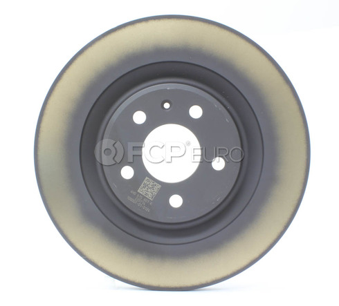 Audi Brake Disc (A4 A5 A6 Q5 S4) - Genuine VW Audi 4H0615601H