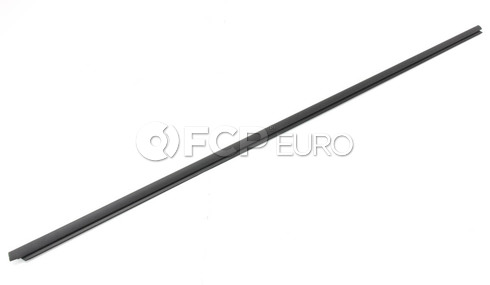 BMW Outer Weatherstrip Right - Genuine BMW 51328227626