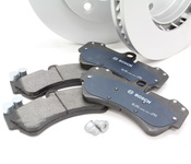 Porsche VW Brake Kit - Meyle/Pagid KIT-525125