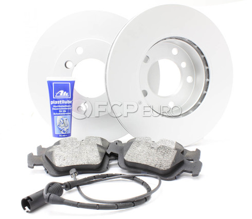 BMW Brake Kit Front (E36) - Bosch QuietCast E36FRBKIT1