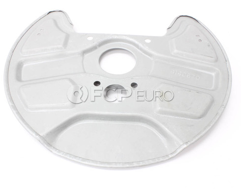 Volvo Brake Dust Shield Front (740 940 S90 V90) - Genuine Volvo 9140670