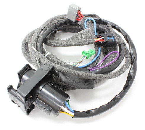 Volvo Trailer Hitch Wiring Harness (XC90) - Genuine Volvo 30756529