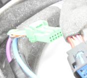Volvo Trailer Hitch Wiring Harness - Genuine Volvo 30756529