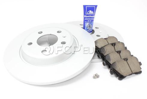 Audi Brake Kit - Meyle/Akebono B8REARBKMEY