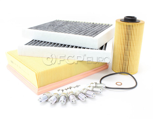 BMW Inspection 2 Service Kit (E39) - Mann 88002157564KT