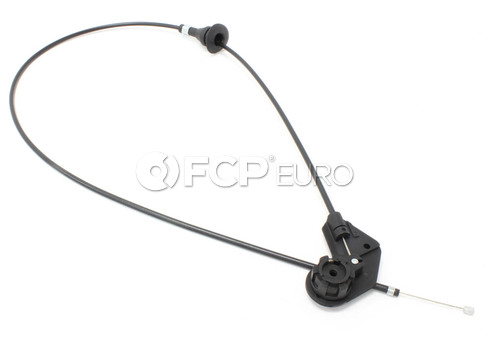 BMW Hood Release Cable (E39) - 51238176595