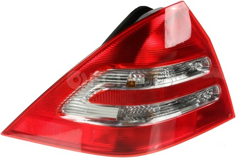 Mercedes Tail Light Assembly Left Rear (C320) - Genuine Mercedes 2038200964