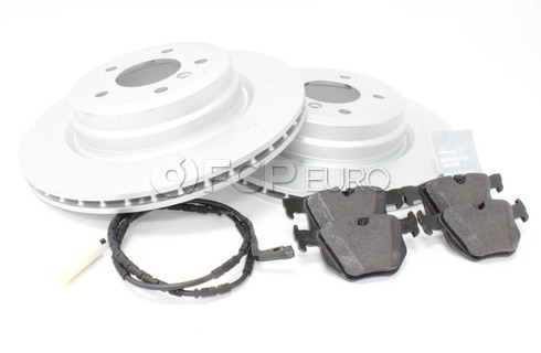 BMW Brake Kit Rear (E90 E92 E93) - Genuine BMW 34216855004KT