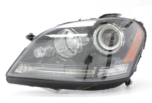 Mercedes Headlight Assembly Left (ML320 ML350 ML550) - Hella 1648206161