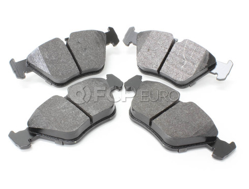 BMW HPS Brake Pad Set - Hawk HB464F.764