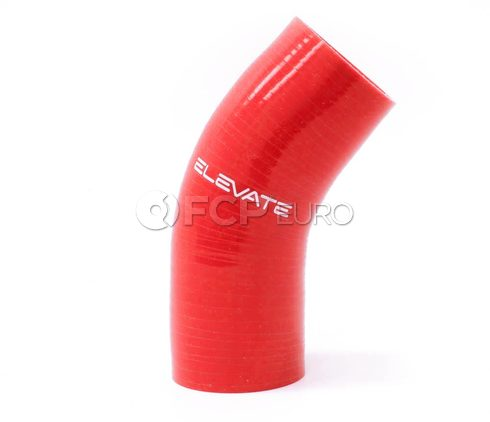 Volvo Performance Turbocharger Intercooler Hose (V50) - Elevate 260:10306-RED