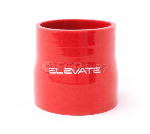 Volvo Perofrmance Turbocharger Intercooler Hose (S40) - Elevate 260:10208-RED