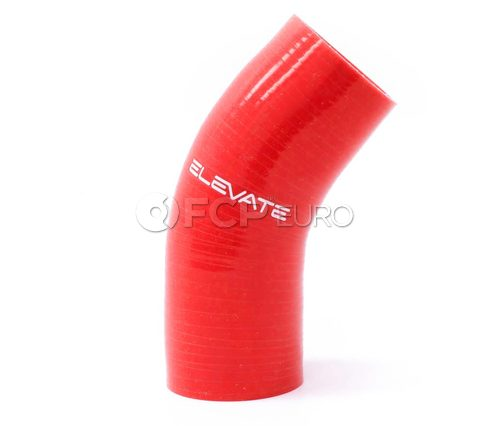 Volvo Performance Turbocharger Intercooler Hose (S40) - Elevate 260:10206-RED