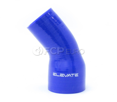 Volvo Performance Turbocharger Intercooler Hose (S40) - Elevate 260:10204-BLUE