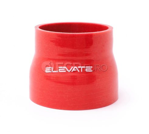 Volvo Performance Turbocharger Intercooler Hose (C70) - Elevate 260:10110-RED