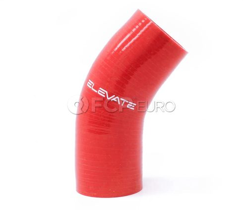 Volvo Performance Turbocharger Intercooler Hose (C70) - Elevate 260:10106-RED
