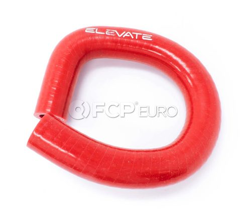 Volvo Performance Oilcooler Bypass Hose (C30) - Elevate 260:10012-RED